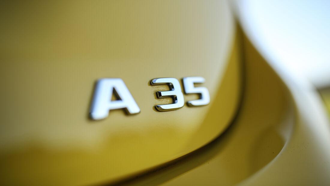 Mercedes-AMG A 35, Exterieur