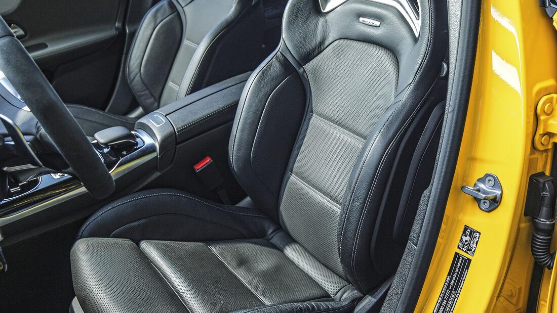 Mercedes-AMG A 35, Interieur