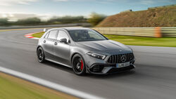 Mercedes-AMG A 45 4Matic+ (2019)