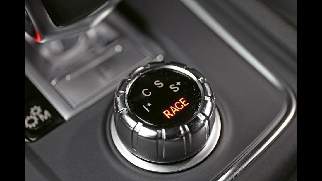 Mercedes-AMG A 45 4Matic, Bedienelement
