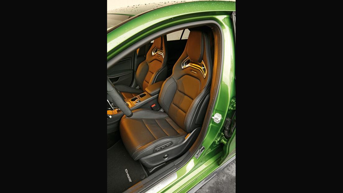 Mercedes-AMG A 45 4Matic, Fahrersitz