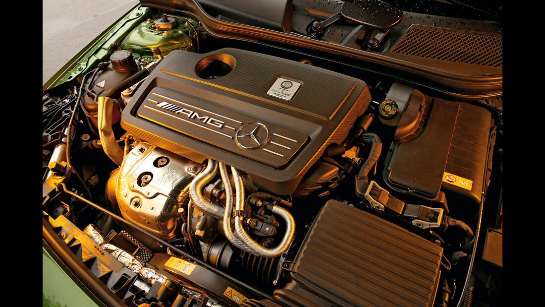 Mercedes-AMG A 45 4Matic, Motor