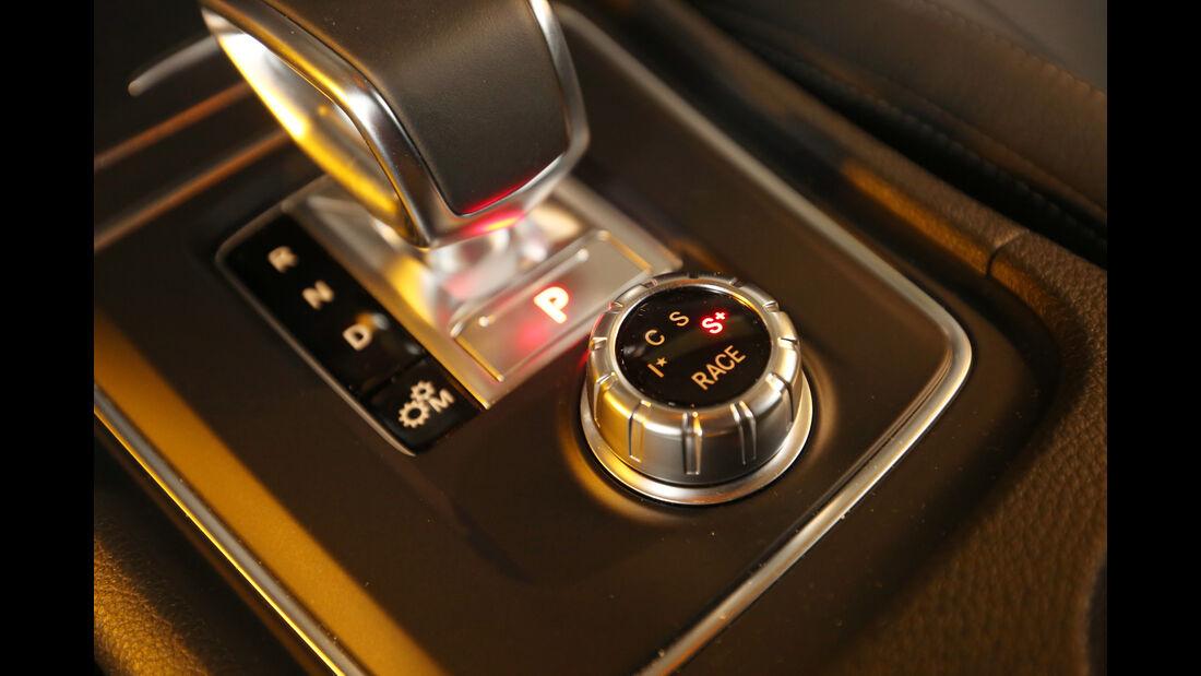 Mercedes-AMG A 45 4Matic, Schalthebel