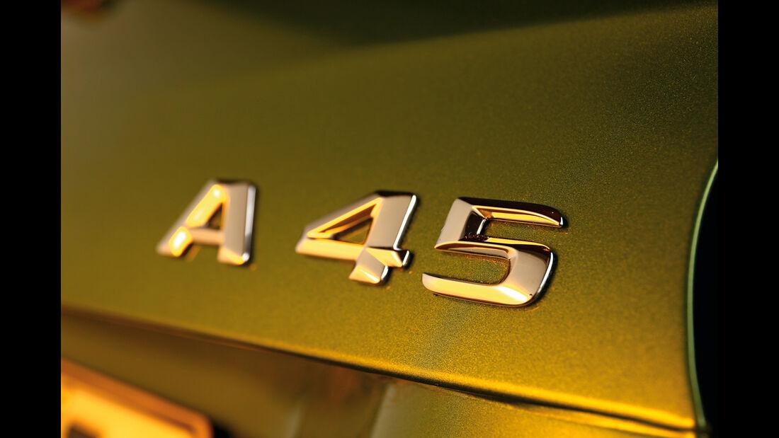 Mercedes-AMG A 45 4Matic, Typenbezeichnung
