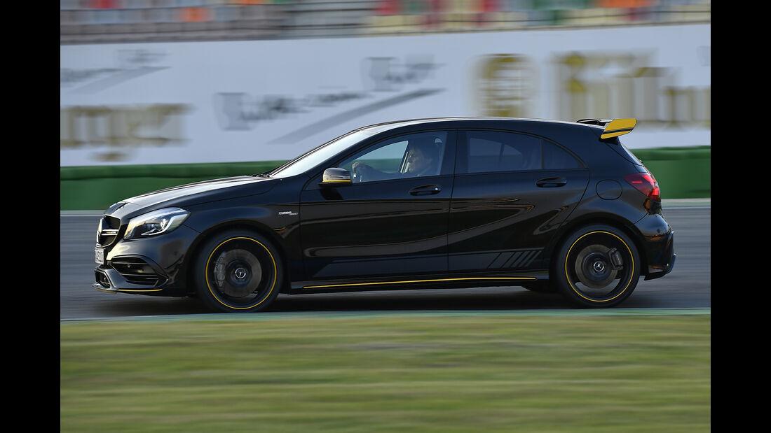 Mercedes-AMG A 45, Exterieur