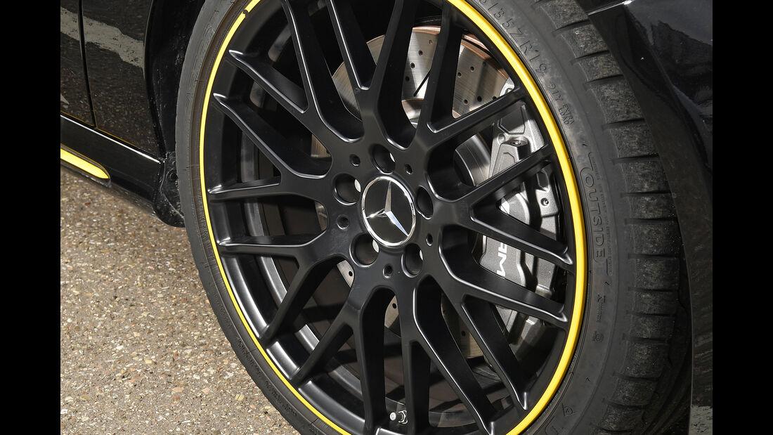 Mercedes-AMG A 45, Felge