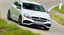 Mercedes AMG A 45, Frontansicht