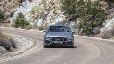 Mercedes AMG A 45 S 4Matic,Exterieur