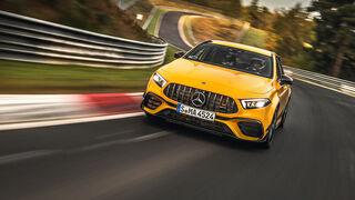 Mercedes-AMG A 45 S 4Matic+, Exterieur