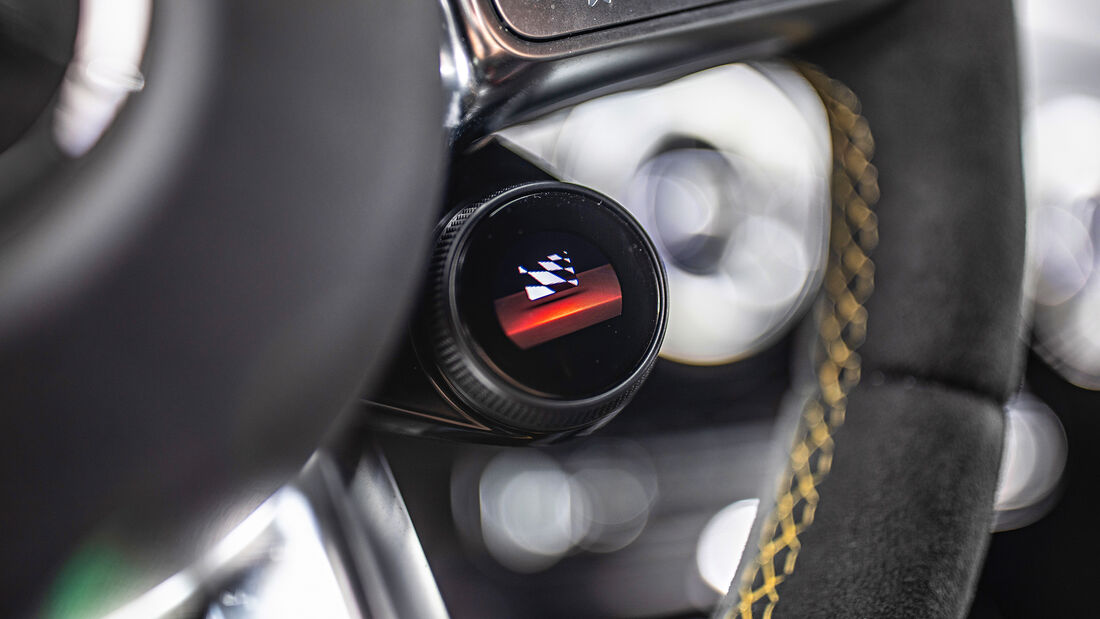 Mercedes-AMG A 45 S 4Matic+, Lenkrad