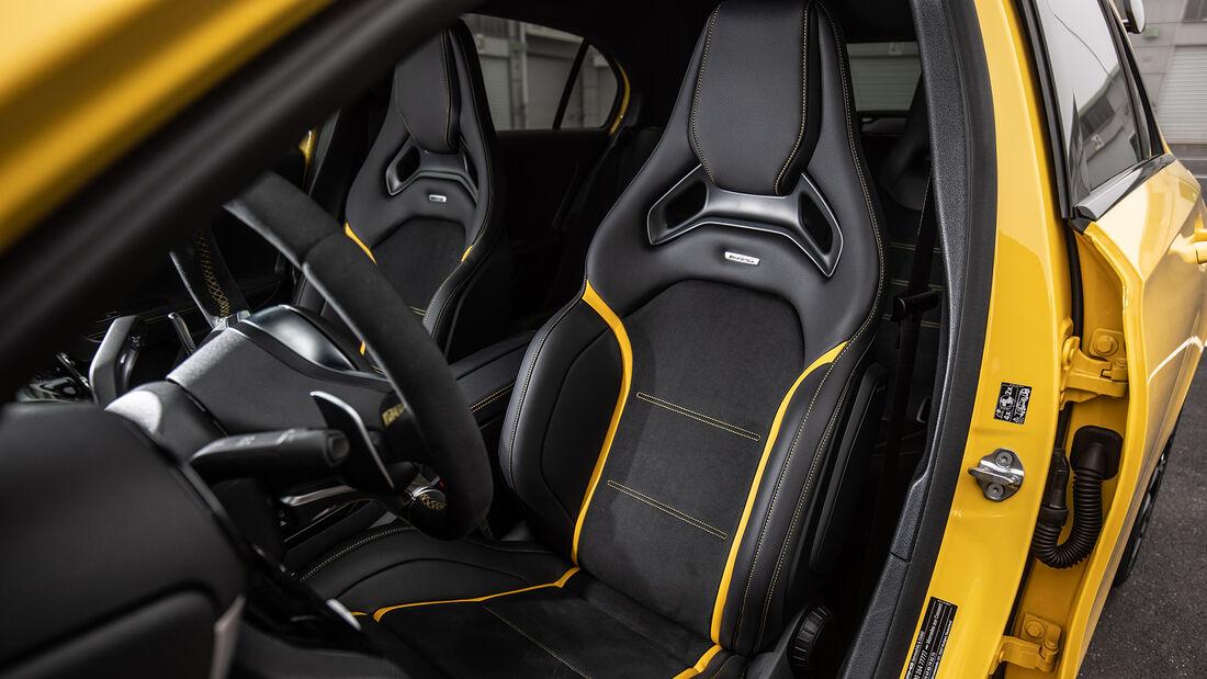 Mercedes-AMG A 45 S 4Matic+, Sitz