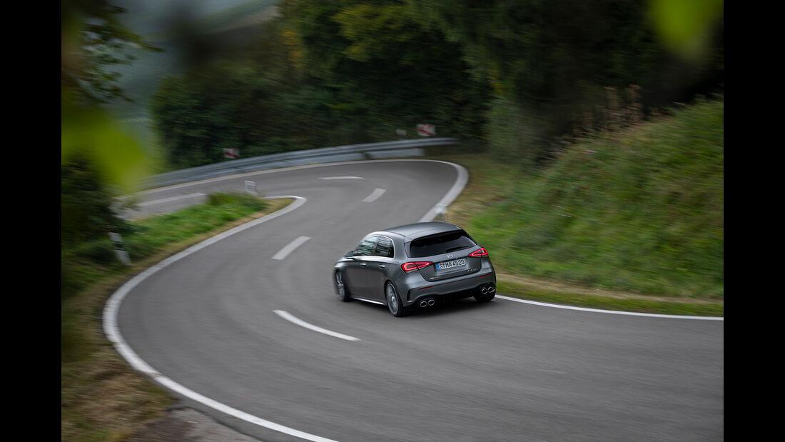 Mercedes-AMG A 45 S, Exterieur