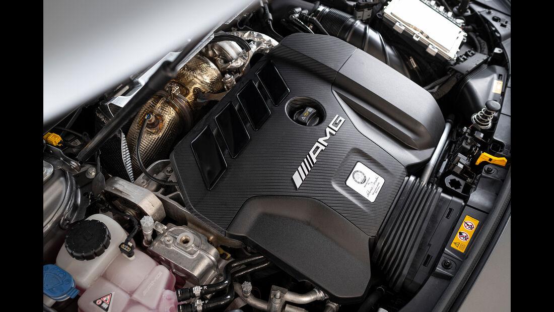 Mercedes-AMG A 45 S, Motor