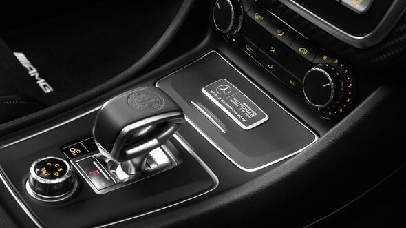 Mercedes-AMG A 45, Sondermodell, World Champion Edition