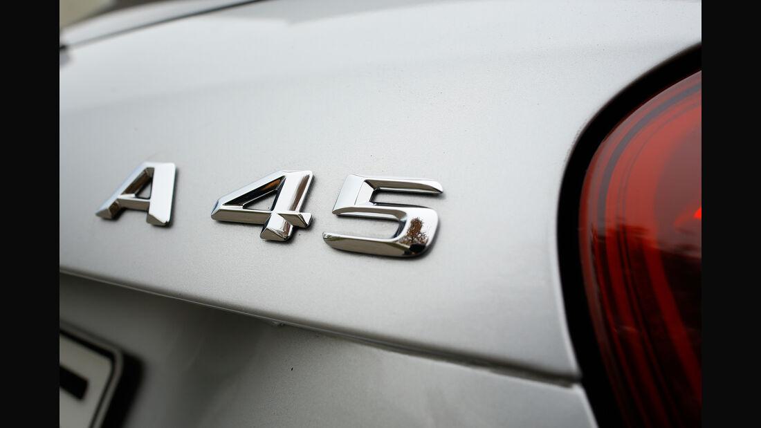 Mercedes AMG A 45, Typenbezeichnung