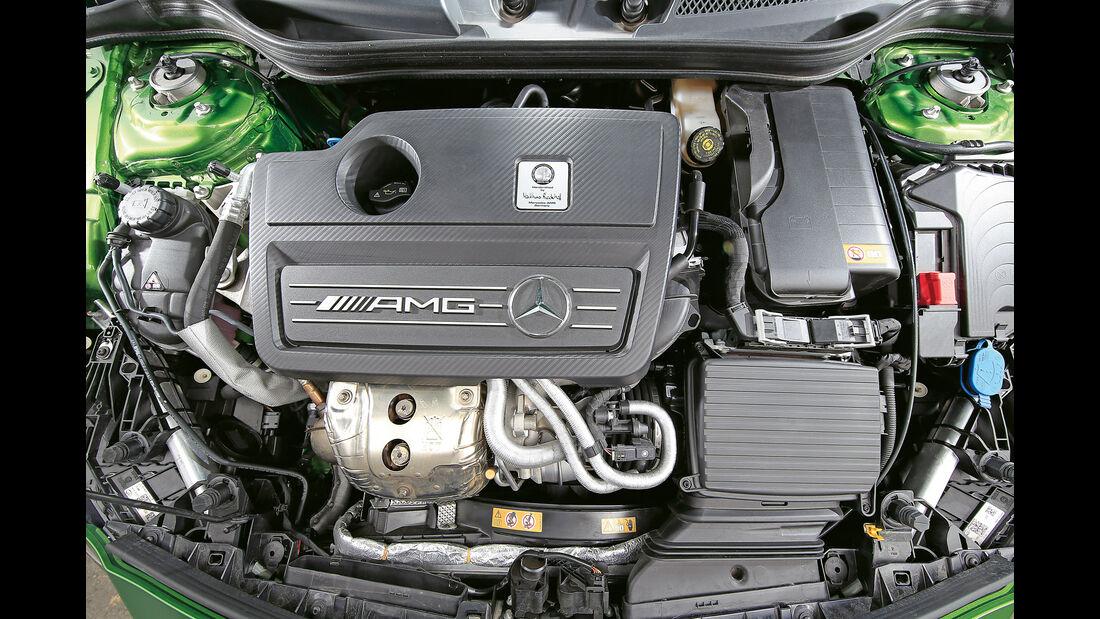 Mercedes-AMG A, Motor