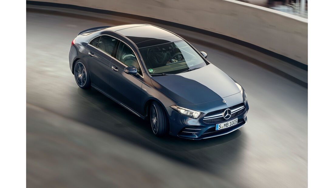 Mercedes-AMG A35 Limousine