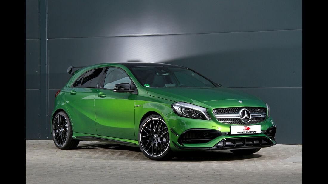 Mercedes AMG A45 von Speed-Buster