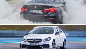 Mercedes AMG, BMW M, Aufmacher