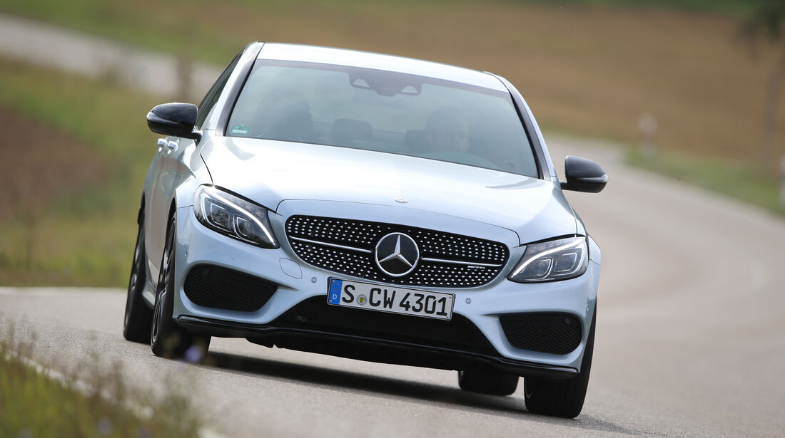 Mercedes-AMG C 43 4Matic, Frontansicht