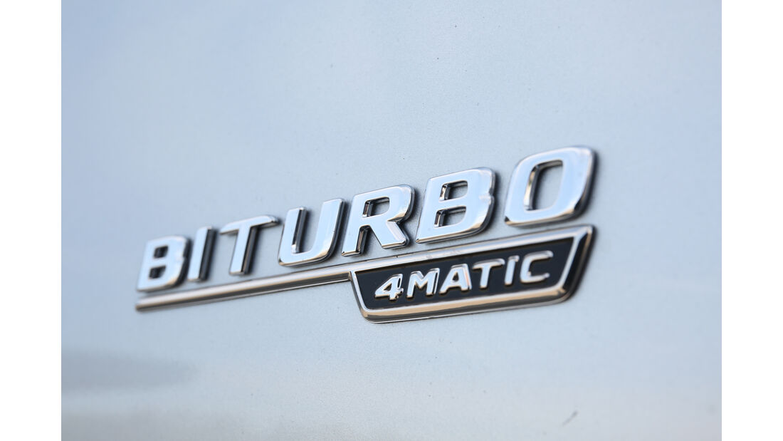 Mercedes-AMG C 43 4Matic, Typenbezeichnung
