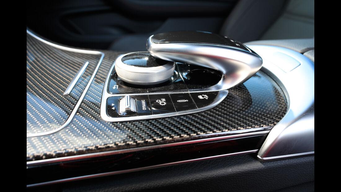 Mercedes AMG C 43 Coupé, Bedienelemente
