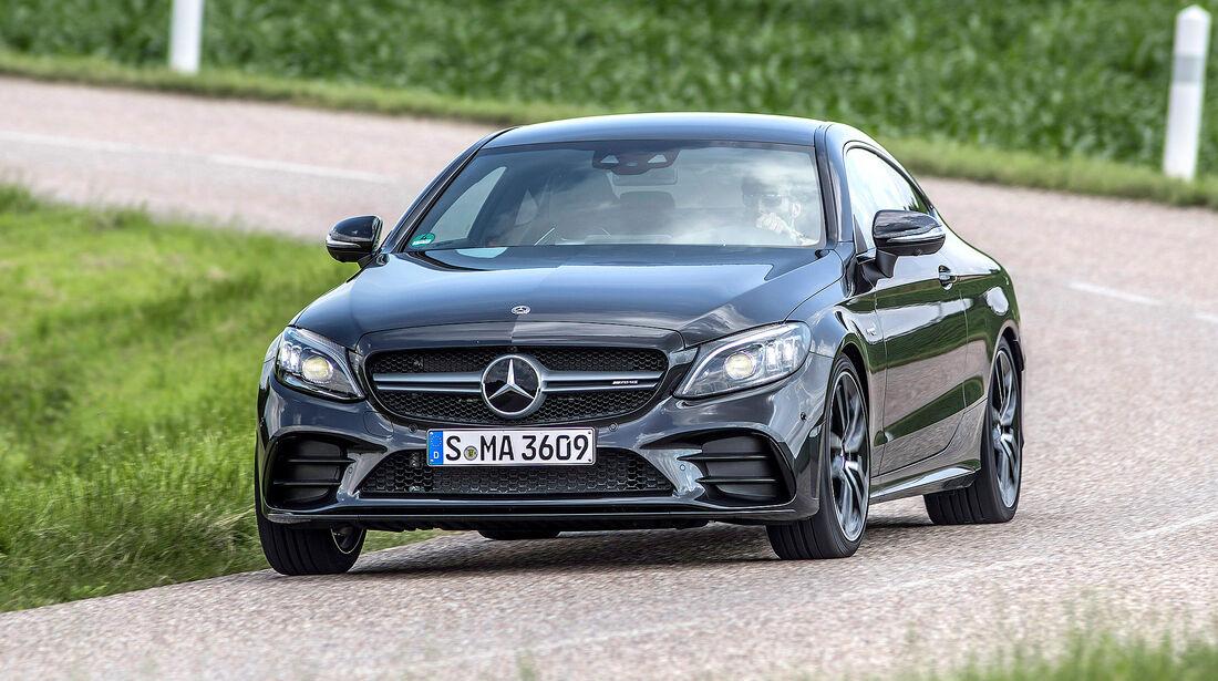 Mercedes-AMG C 43 Coupé - Serie - Coupes bis 75000 Euro - sport auto Award 2019