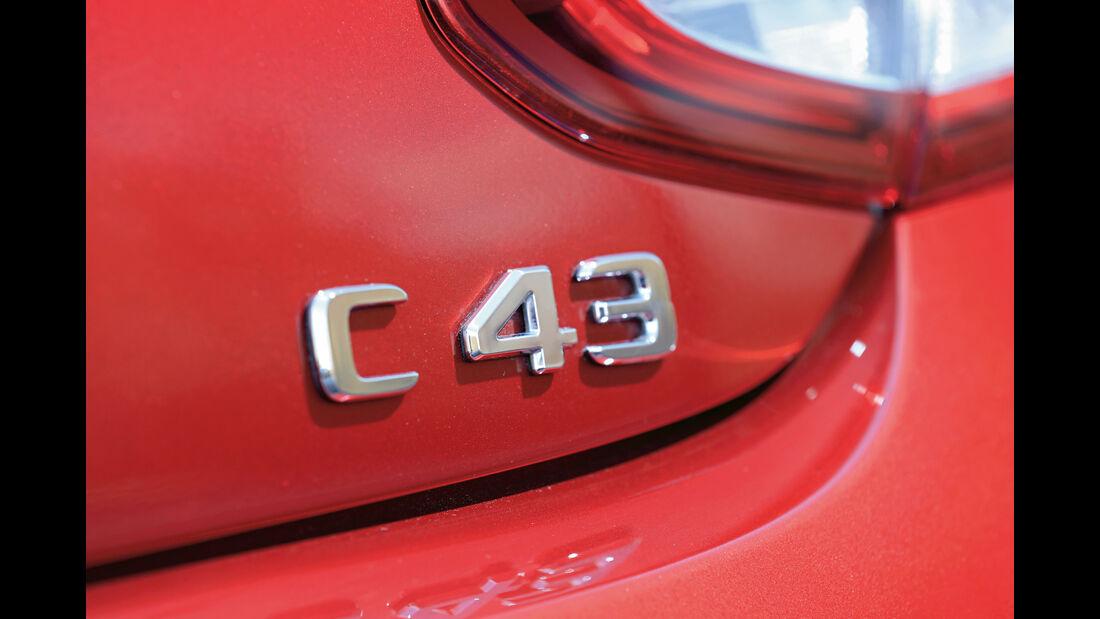Mercedes AMG C 43 Coupé, Typenbezeichnung