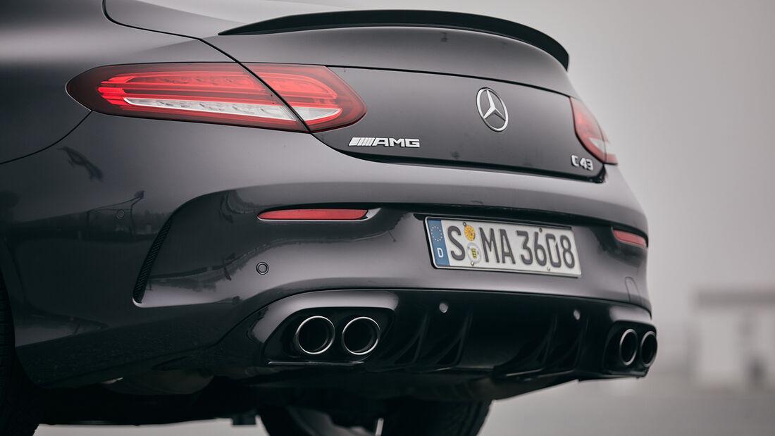 Mercedes-AMG C 43 Coupe, Exterieur