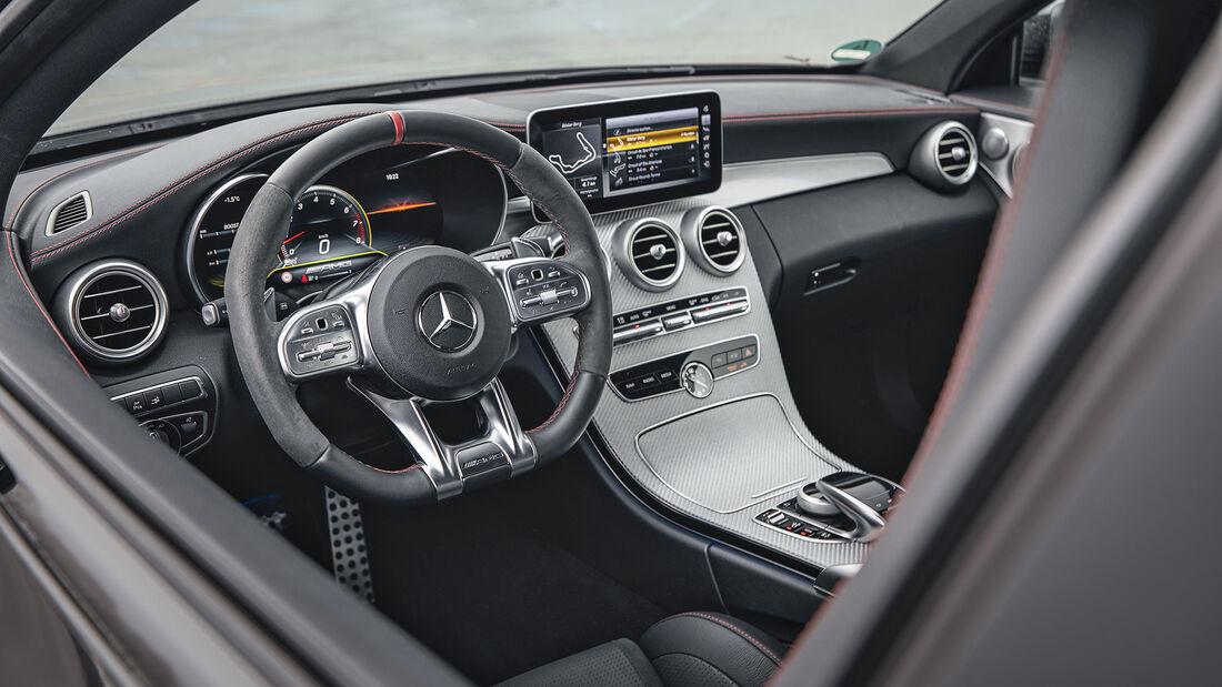 Mercedes-AMG C 43 Coupe, Interieur