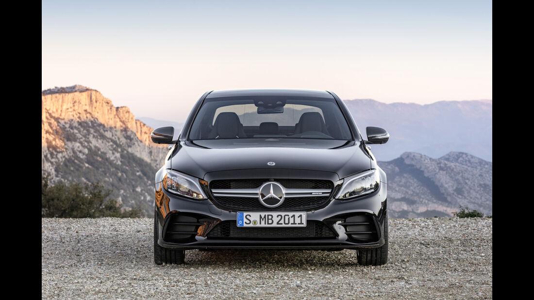 Mercedes-AMG C 43 Facelift, MOPF 2018