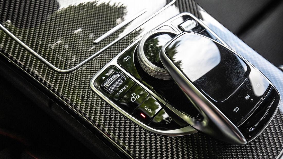 Mercedes-AMG C 43 T 4Matic, Interieur