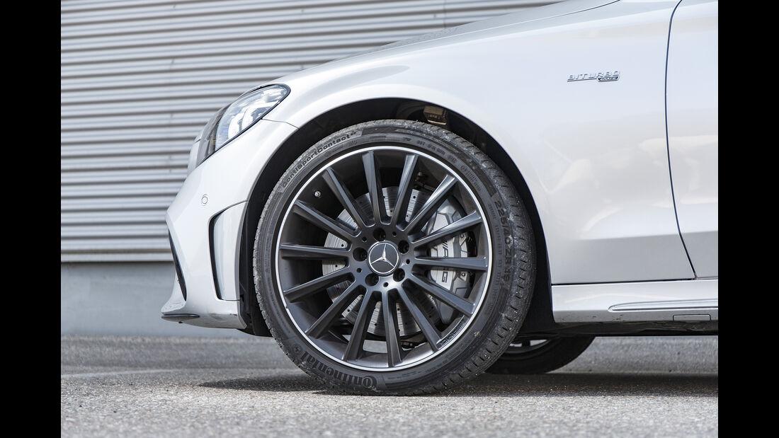 Mercedes-AMG C 43 T, Exterieur