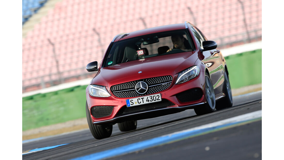 Mercedes-AMG C 43 T, Frontansicht
