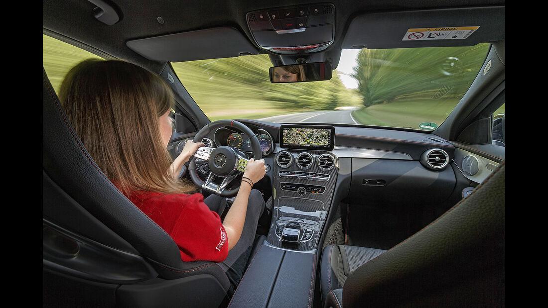 Mercedes-AMG C 43 T, Interieur