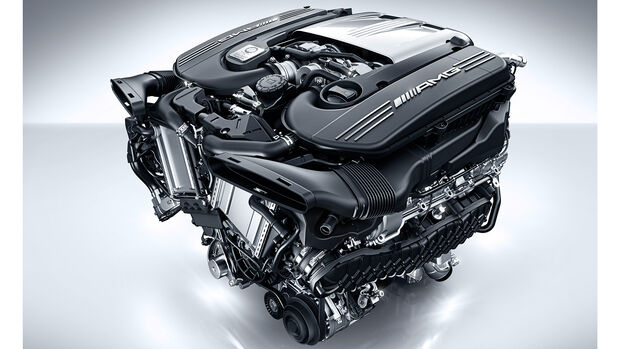 Mercedes-AMG C 63 (2018); BR205Mercedes-AMG C 63 (2018); BR205