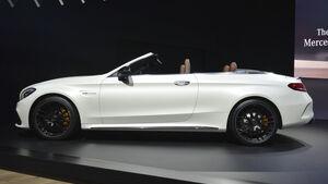Mercedes-AMG C 63 Cabrio, Seite