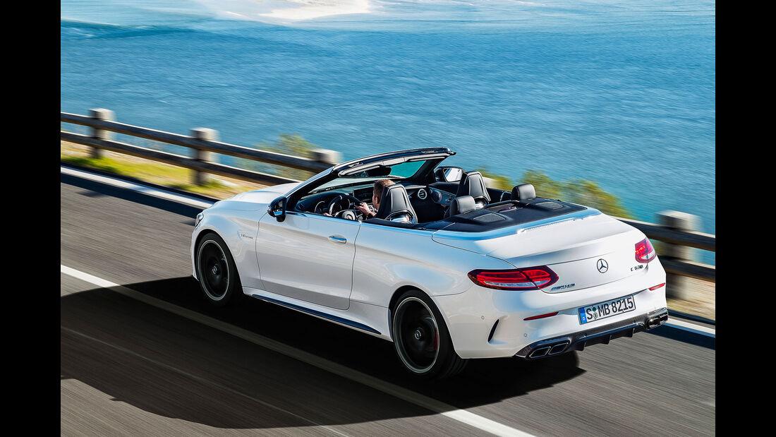 Mercedes-AMG C 63 Cabriolet