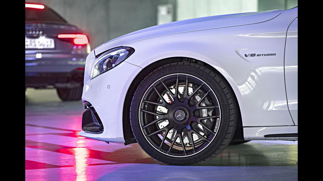 Mercedes-AMG C 63 Coupé, Exterieur
