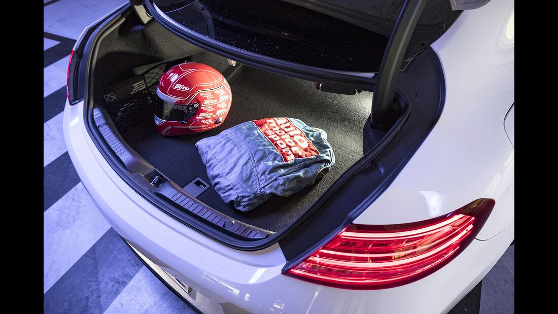 Mercedes-AMG C 63 Coupé, Kofferraum