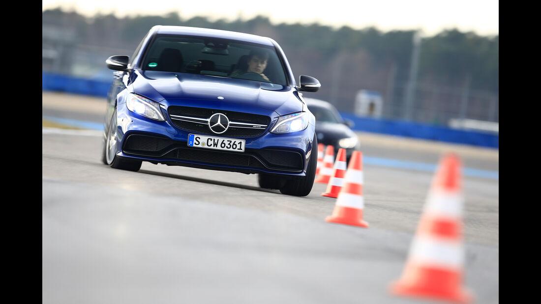 Mercedes-AMG C 63, Elektronische Stabilitätsprogramme