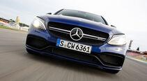 Mercedes-AMG C 63, Frontansicht