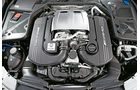 Mercedes-AMG C 63, Motor