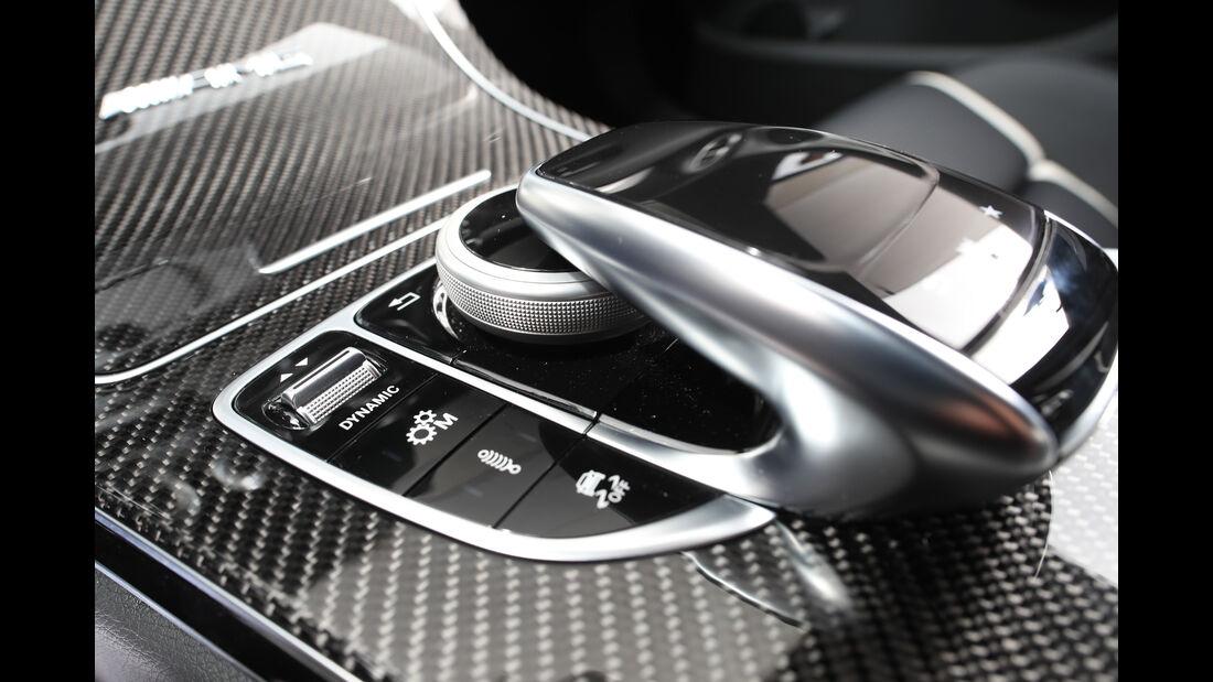 Mercedes-AMG C 63 S, Bedienelement