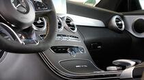 Mercedes-AMG C 63 S Coupé, Mittelkonsole