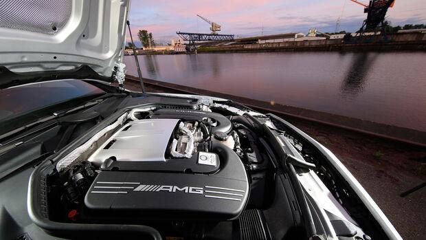 Mercedes-AMG C 63 S Coupé, Motor