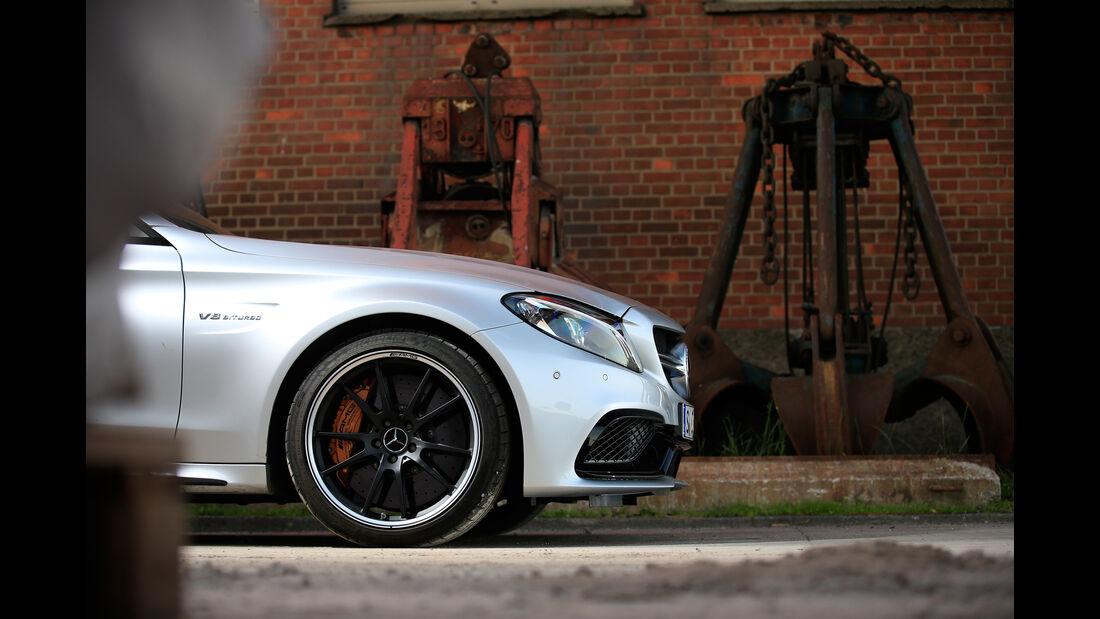 Mercedes-AMG C 63 S Coupé, Rad, Felge