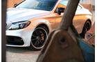 Mercedes-AMG C 63 S Coupé, Seitenansicht