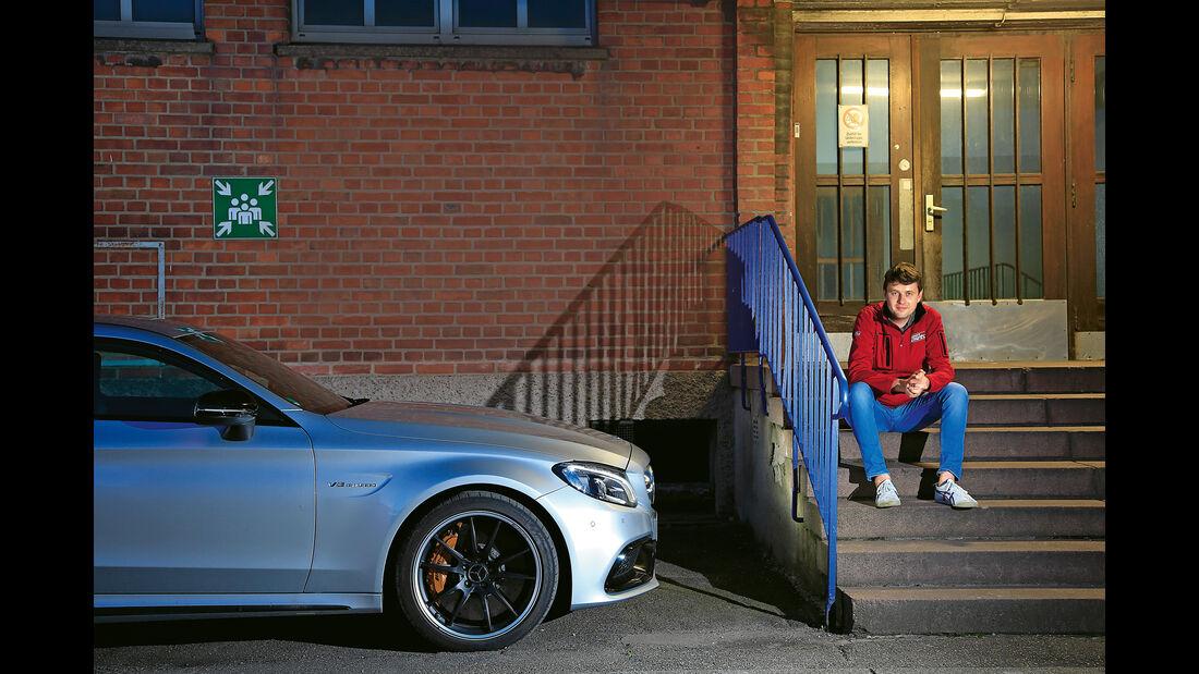 Mercedes-AMG C 63 S Coupé, Stefan Helmreich