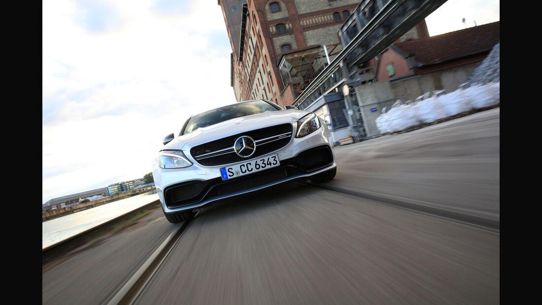 Mercedes-AMG C 63 S Coupé - sport auto 7/2016